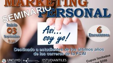 Seminario de Marketing Personal