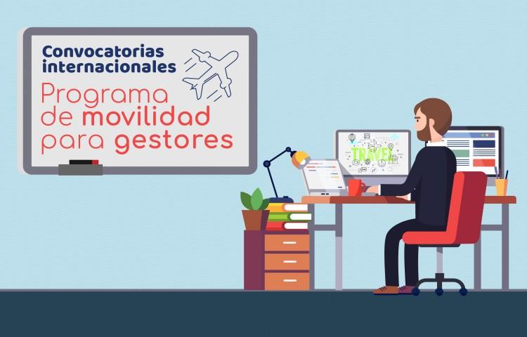 Convocatoria para movilidad de Gestores - Programa PILA 2019