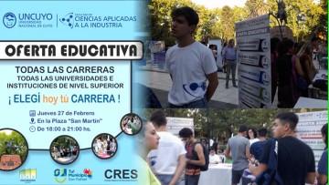 Oferta educativa San Rafael - febrero 2020