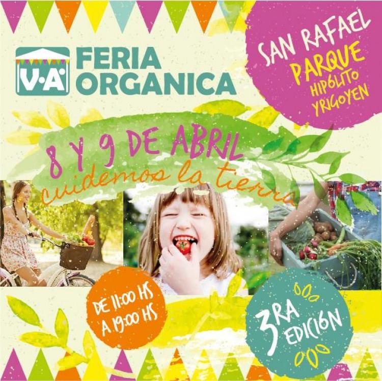 La FCAI participará de la 3era edición de la Feria Orgánica San Rafael