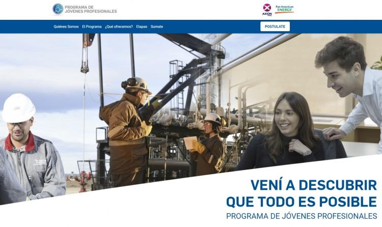 Programa de Jóvenes Profesionales Pan American Energy