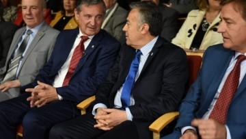 Acto asunción autoridades UNCUYO 2018-2022
