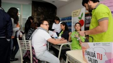 OFRECEN A ESTUDIANTES SER PROMOTORES EN PROGRAMA SALUDABLE