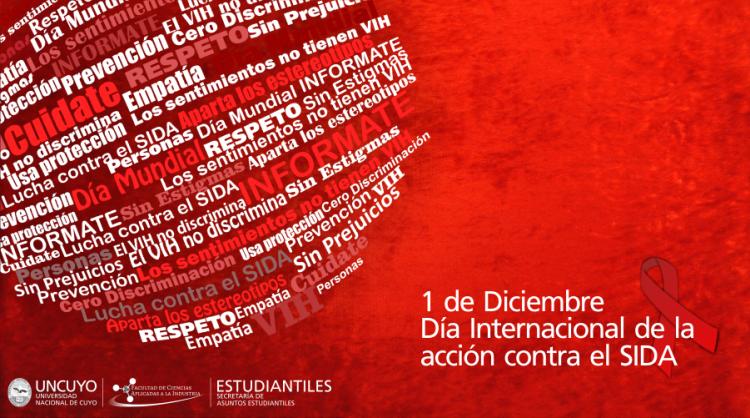 1 de Diciembre: Día Internacional de la Acción Contra el Sida