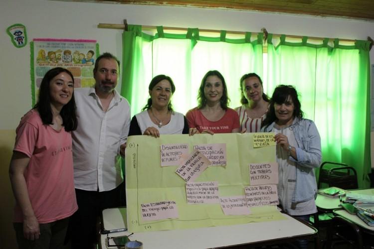 Prácticas Sociales Educativas: concluyó la fase territorial en San Rafael