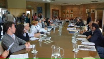 Consensuaron presupuesto 2015 en la UNCuyo