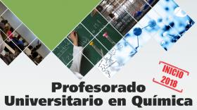 Profesorado Universitario en Química