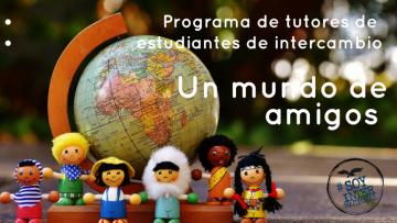 Programa \Un mundo de amigos\