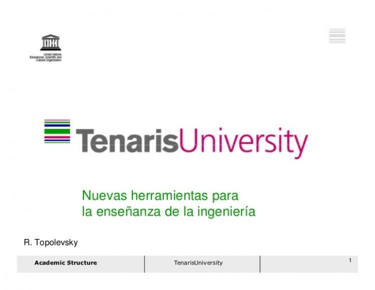 Cursos Gratuitos ofrecidos por Tenaris UNIVERSITY