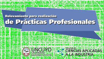Relevamiento para realización de Prácticas Profesionales