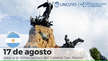 17 de agosto. Paso a la Inmortalidad del General San Martín