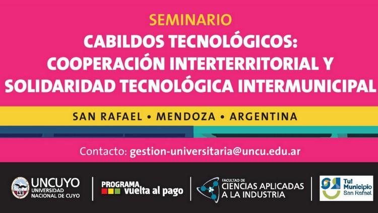 Cabildos Tecnológicos: Cooperación Interterritorial y Solidaridad Tecnológica Intermunicipal