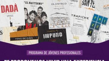 Programa jóvenes profesionales - Grupo PEÑAFLOR