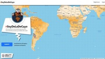 Nueva plataforma de la UNCuyo conecta a agresados por el mundo
