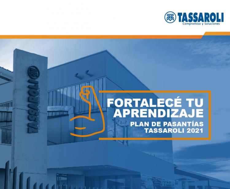 Plan de pasantías TASSAROLI 2021