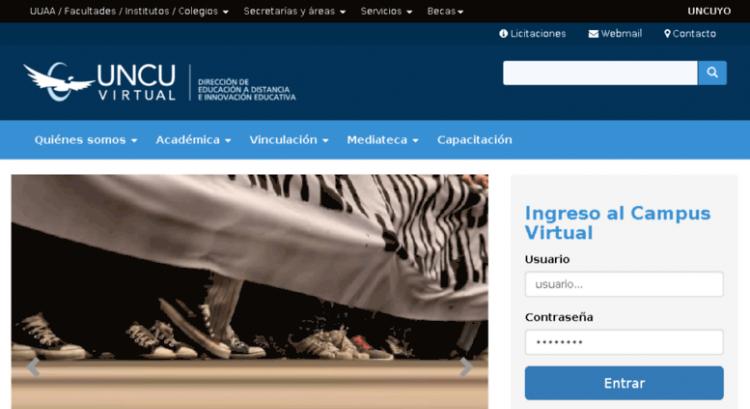 Curso sobre Recursos digitales y virtualidad en la FCAI