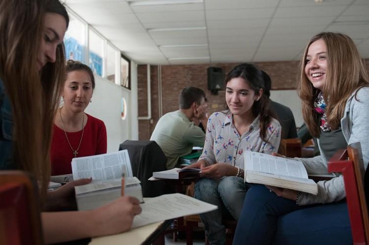 """Se entregaron los certificados del programa """"Inglés para la UNCuyo"""""""