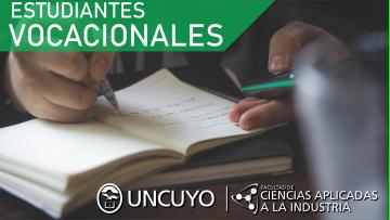 Inscripción para estudiantes vocacionales