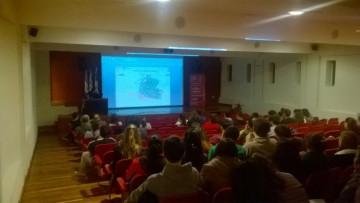 Comenzaron las actividades por la Semana del Medio Ambiente en la FCAI