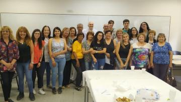 """Finalizo una nueva entrega del curso """"ENCUENTRO DE GENERACIONES"""""""