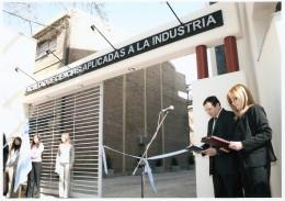 Inauguración del nuevo edificio