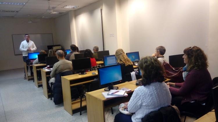 Primera reunión del Proyecto Digitalización de espacios curriculares