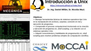 """Electiva 182: """"Introducción a Unix"""""""