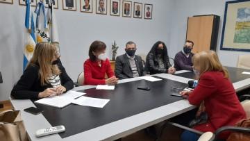 INTERCAMBIO CIENTÍFICO - Visita de la Dra. Fernanda Ruiz Larrea