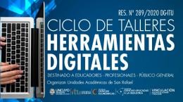 Ciclo de Talleres sobre Herramientas Virtuales  Señal U Académico