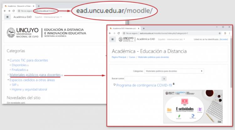 COVID-19: sugerencias para el trabajo docente con TIC