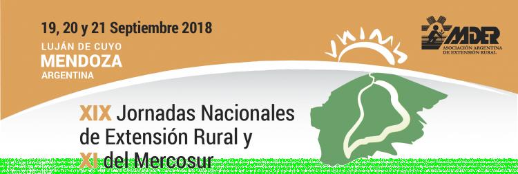 XIX Jornadas Nacionales de Extensión Rural y XI del Mercosur