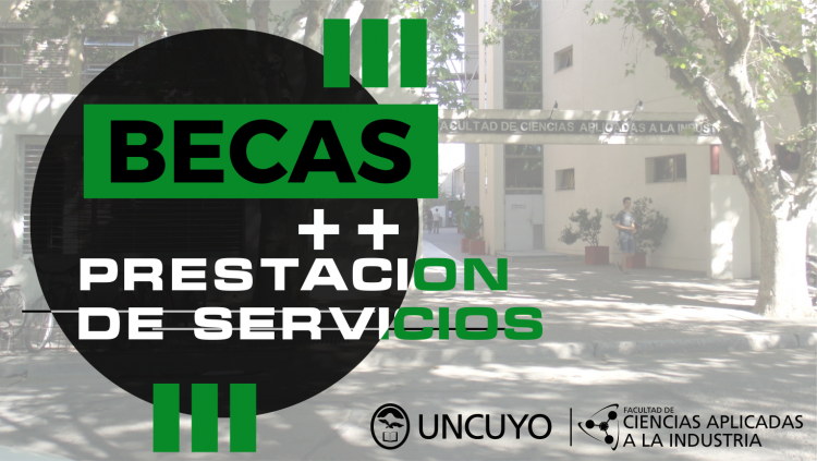 Convocatoria BECAS DE PRESTACIÓN DE SERVICIOS PARA ACTIVIDADES ACADÉMICAS ORD. 41/16 C.S