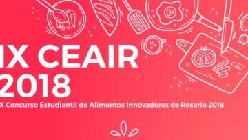 IX Concurso Estudiantil de Alimentos Innovadores de Rosario 2018