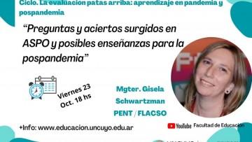 Especialista en Educación y Tecnología reflexionará sobre enseñanzas para la pospandemia