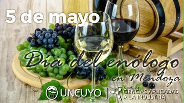 Día del Enólogo en Mendoza