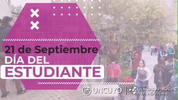 Día del estudiante - 21 de septiembre