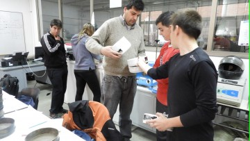 Se realizaron diversas actividades en la Planta Piloto