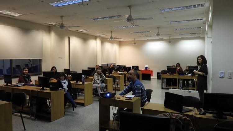 Recursos digitales y virtualidad para docentes de Artes, Aplicadas y Políticas