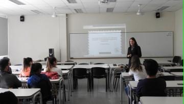 Se realizó una charla por el Programa de Intercambio Estudiantil