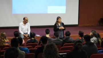 Nos visitó la escuela Abelardo Arias Balloffet