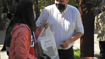 Estudiantes del Campus Sur recibieron tablets
