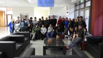 """Nos visitó la  Escuela N° 4-203 """"Colonia Las Rosas"""