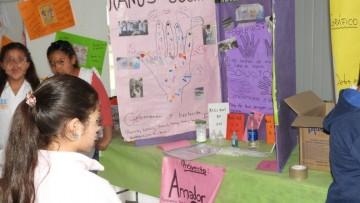 """La FCAI presente en el  """"Encuentro de Ciencias"""""""