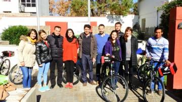 Se entregaron bicicletas a estudiantes