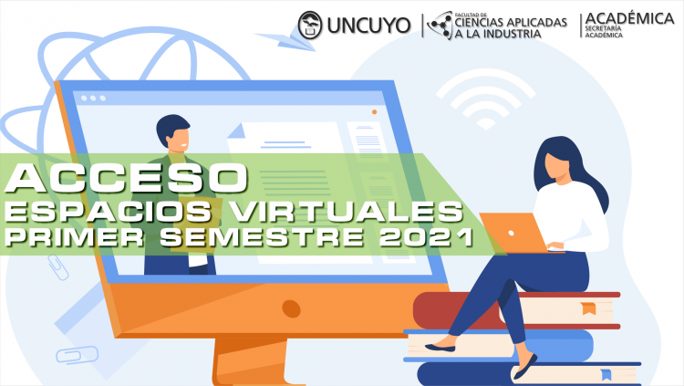Acceso a cátedras virtuales primer semestre 2021