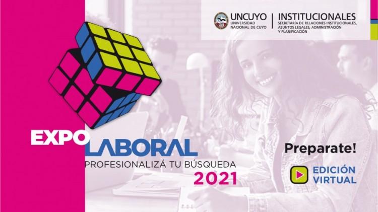 Comienza la Expo Laboral 2021