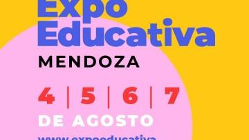 Expo Educativa Mendoza 2021: más de 80 puntos de conectividad y 100 actividades