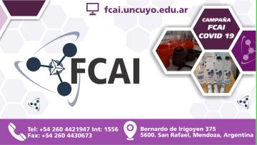 Campaña FCAI - COVID19