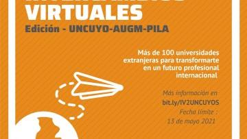 Más de 100 universidades extranjeras disponibles para intercambios con estudiantes UNCUYO