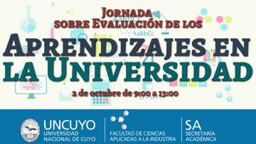 Jornada sobre Evaluación de los Aprendizajes en la Universidad